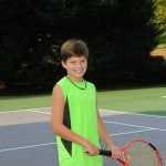 Jared - tennis