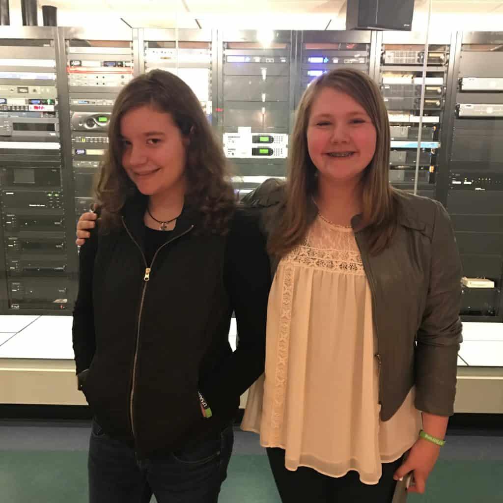 Mackenzie and Jordan
