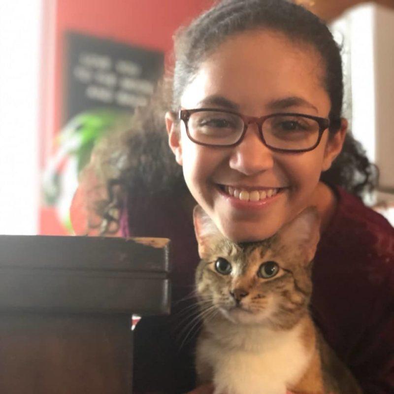 Keileigh cat square