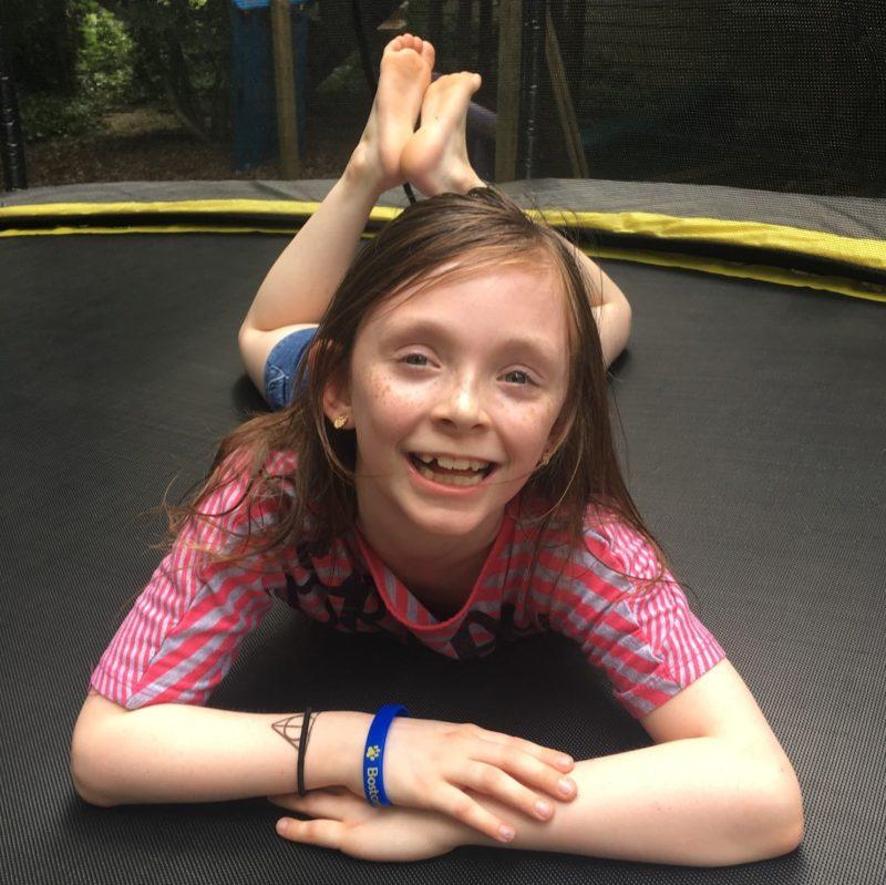 Ansley trampoline