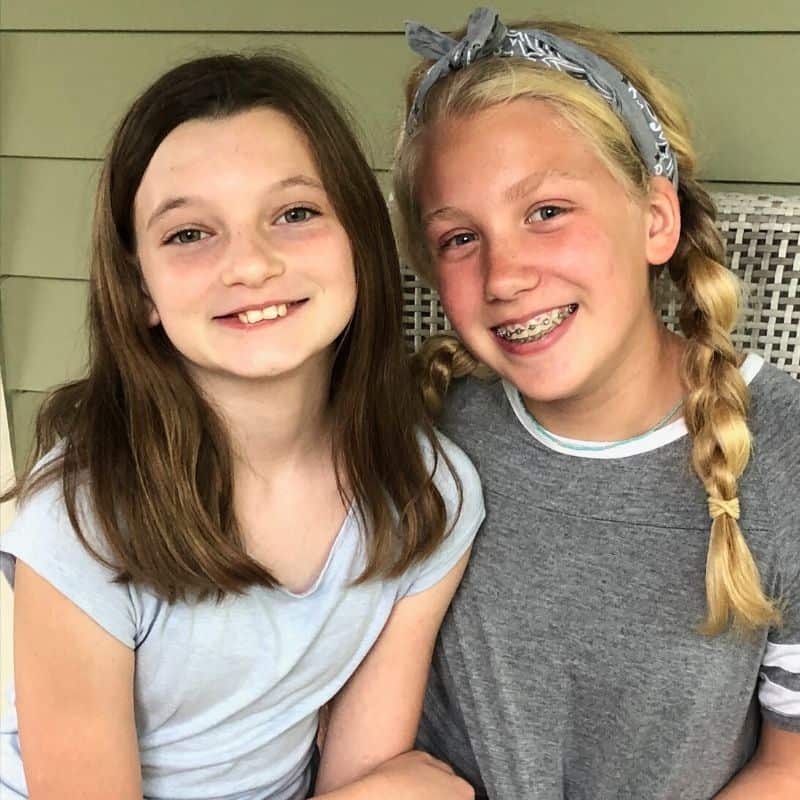 millie and Addison